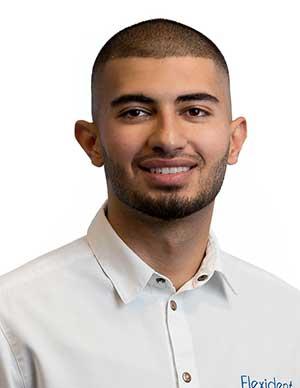 Benyamin Amiri - Tandläkare hos Flexident