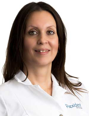 Natalja Batti - Tandläkare hos Flexident