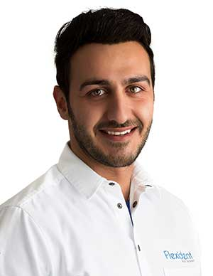 Christian Bitar - Tandläkare hos Flexident