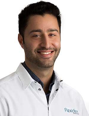 Farzam Khalatbari - Tandläkare hos Flexident